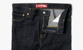 Levi's for Junya Watanabe 508 Customized Cotton Denim