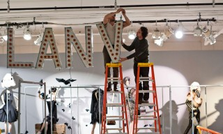 "Alber Elbaz and Rizzoli to Release ""LANVIN: I LOVE YOU"" Book"