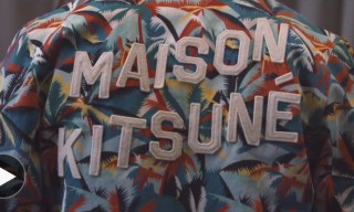 Go Behind the Scenes of Maison Kitsuné's New York Fashion Week Presentation