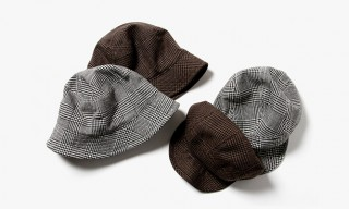 Nonnative Fall/Winter 2014 Check Hats