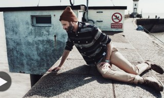 France's OLOW Travel to Saint Nazaire for Fall/Winter 2014