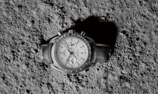 "Omega Releases the Speedmaster ""Grey Side of the Moon"""