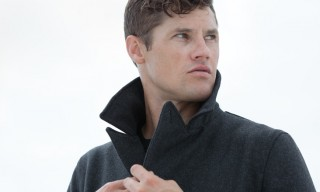 Outlier Brings Back The Liberated Wool Peacoat