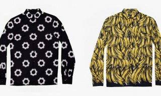 Prada and Dover Street Market New York Capsule Shirting Collection