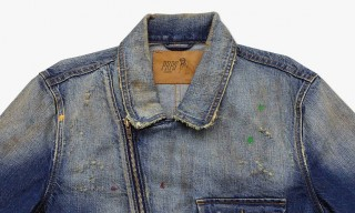 3 Distinct Denim Jackets from PRPS