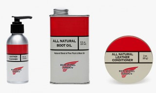 Shine Your Boots with Leather Care Products from Red Wing