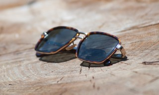 Self Edge and Globe Specs Hand-Make Sunglasses Inspired by Hunter S. Thompson