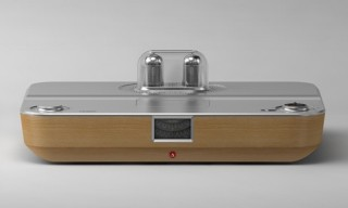 Stefan Radev + Partners Offer Tube Amplifier for Mobile Devices