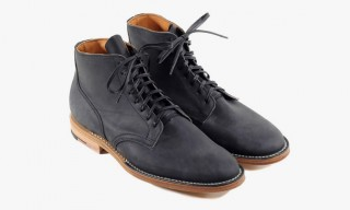 Viberg Release their Service Boot in Matte Black
