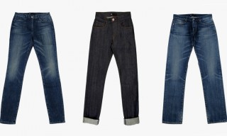 3×1 Spring/Summer 2015 Men's Denim Collection