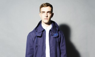 6876 and Hanon Release Swiss Cotton Hiller Jacket