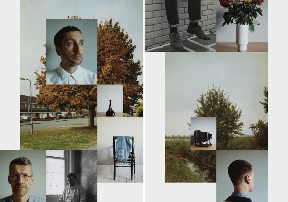 Albam Release Portrait Book for Fall