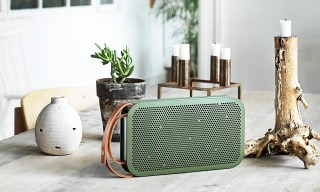 The Lightweight Beoplay A2 Portable Bluetooth Speaker in 3 Colors