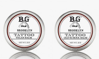 Unscented Tattoo Balms from Brooklyn Grooming