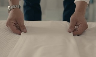 "Learn How to Make a Perfect Bed in Ben Sherman's ""Ritual"""