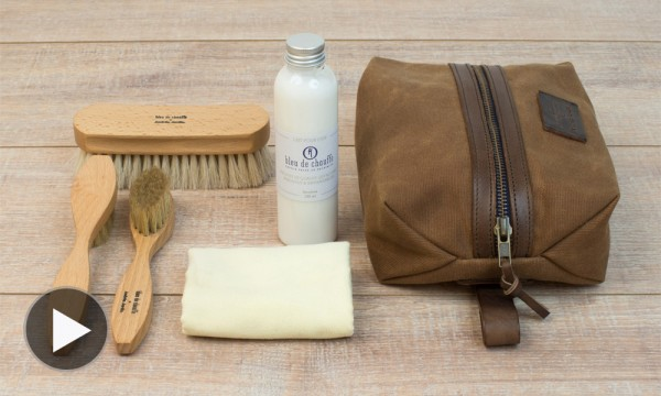 Learn How to Take Care of Your Leather from Bleu de Chauffe