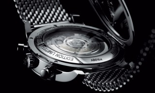 The New Double Caseback Breitling Transocean Chronograph