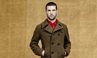 Solid Everyday Military Outerwear from Fidelity Fall 2014