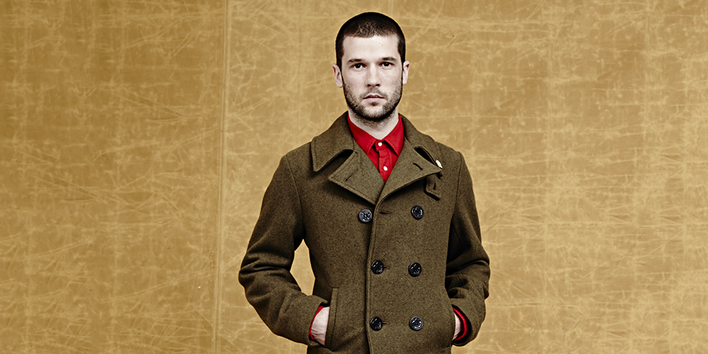 Fidelity Fall 2014 Military Outerwear Men's Collection