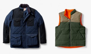 Filson Fall/Winter 2014 Goose Down Outerwear – Made in Idaho, USA