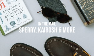 In The Mail | Sperry, Kaibosh & More