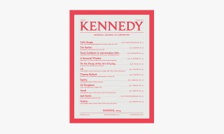 A Look Inside Kennedy Magazine No. 2