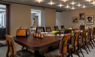 See Inside the Louis Vuitton Hong Kong Pop-Up Residence by André Fu