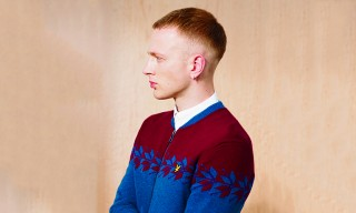 "Lyle & Scott for Universal Works Fall 2014 – A Winter ""Casuals"" Lookbook"