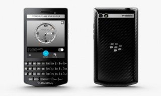 Porsche Design Release the Blackberry P'9983 Smartphone
