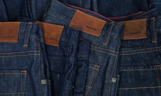 Raleigh Fall 2014 Denim Collection – New Washes & Details