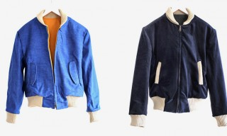 See the Scott Fraser Collection Campus Jacket Line – Past & Present
