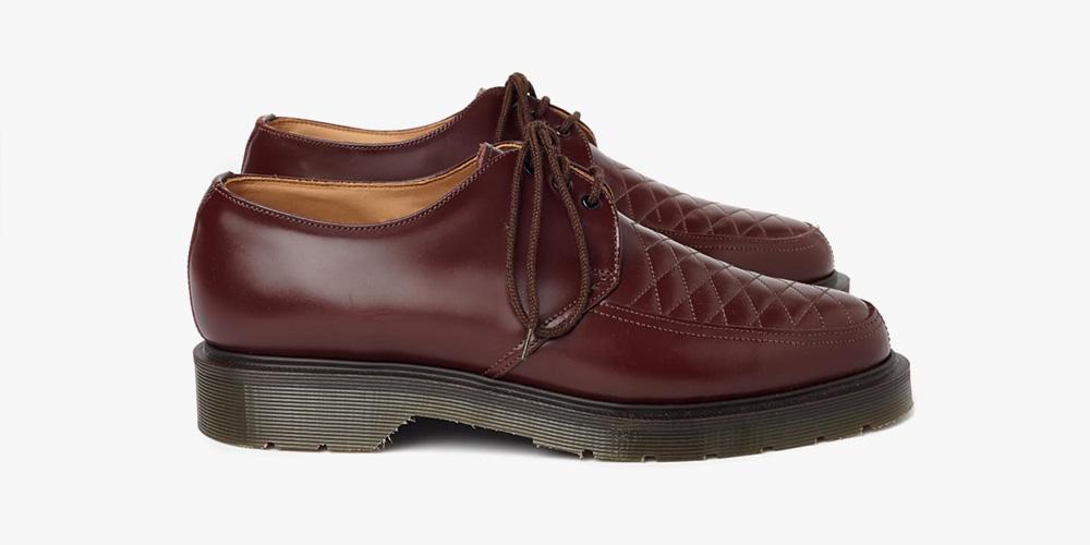 Solovair Footwear for YMC