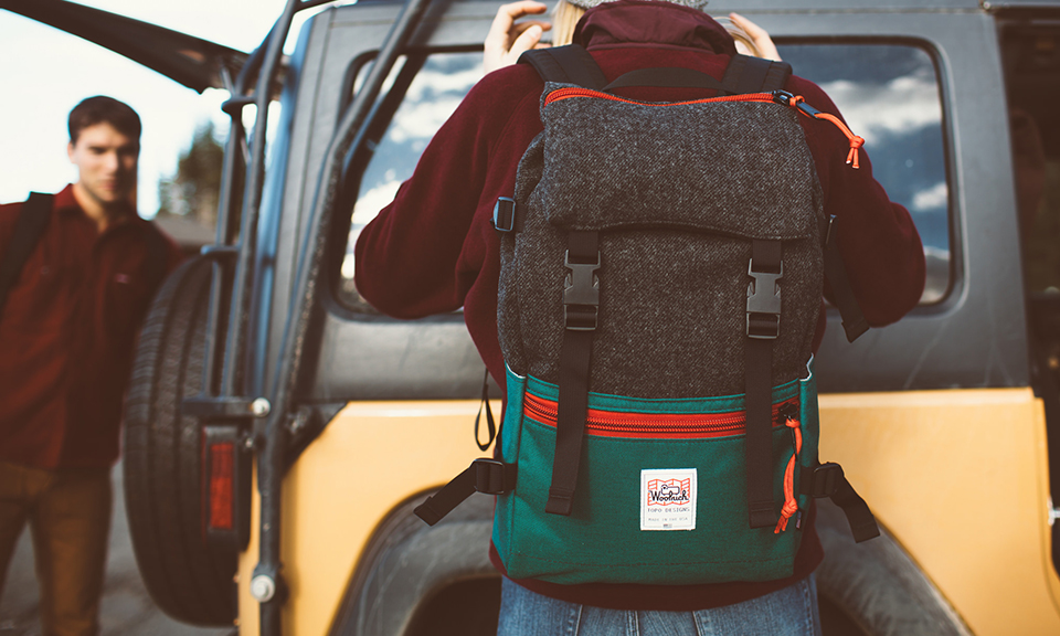 Woolrich for Topo Fall 2014 Accessory Collection