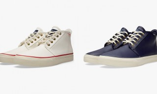 Sperry Topsider for Velour – The Cloud Chukka in 2 Colors