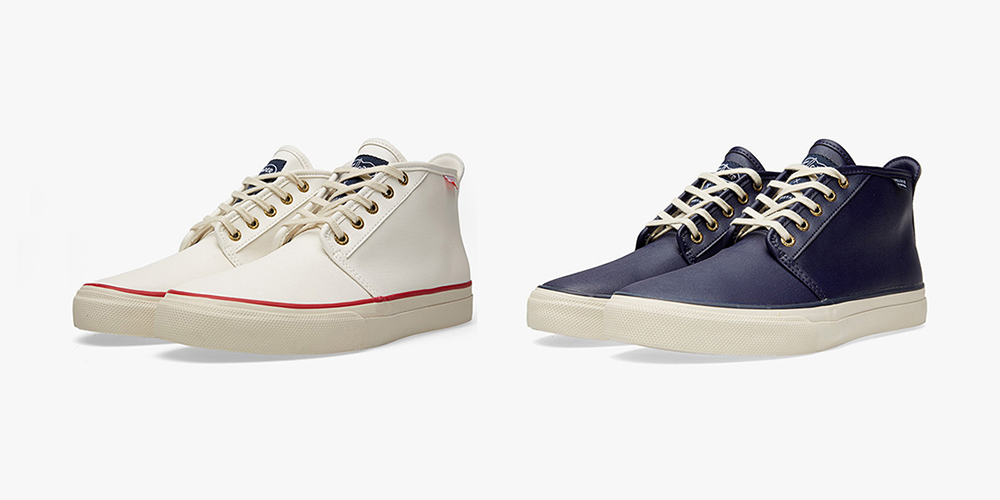Sperry Topsider for Present the Velour Cloud Chukka