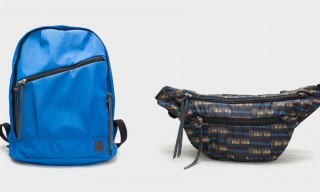 hobo Japan Create Bonded Waterproof Bags for Folk Clothing
