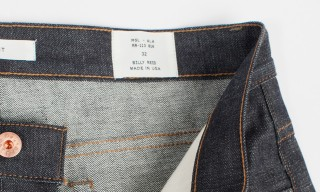 Billy Reid Debuts USA-Made Japanese Denim in His MSL Line