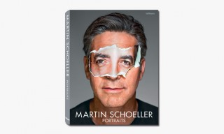 """George Clooney, Cate Blanchett and More Inside Martin Schoeller's """"Portraits"""" Book"""