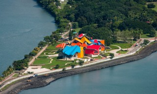 Frank Gehry's Colorful Biomuseo Project Opens in Panama