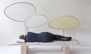 Austria's chmara.rosinke Studio Design a Timber Daybed for Hermés