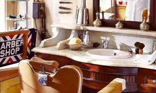 A Spanish Barbershop Inspires Maison Martin Margiela's Latest Cologne