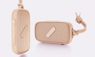 The Standard's Waterproof, Sandproof and Shockproof Portable Speaker