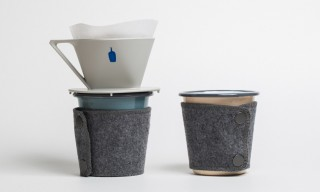 Timbuk2 for Blue Bottle Coffee Travel Brew Kit