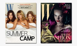 W Magazine Rank their 100 Best Supermodel Covers