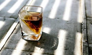 Enjoy Ice Cold Whiskey without Watering it Down with the Whiskey Wedge