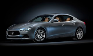 Maserati and Ermenegildo Zegna Unveil the Ghibli S Q4 Mid-Size Vehicle