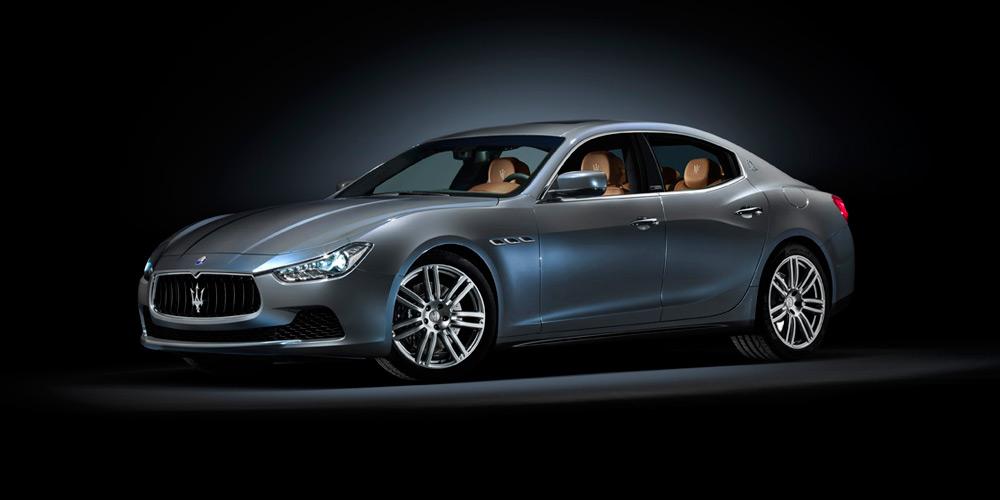 Maserati and Ermenegildo Zegna Ghibli S Q4 Car 2014