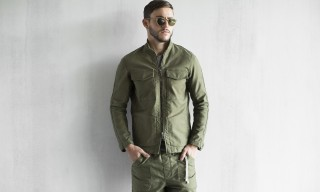 Baldwin Spring/Summer 2015 Lookbook – Military Greens