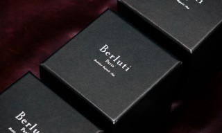 Cire Trudon for Berluti Holiday 2014 Candles