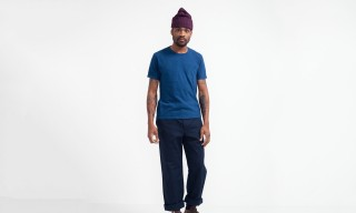 Blue Blue Japan Indigo Sweats & Casuals for Fall 2014